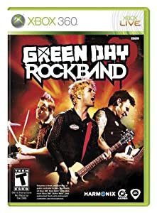 Green Day Rock Band [T]