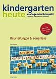 Image de Beurteilungen &  Zeugnisse (kindergarten heute - management kompakt)