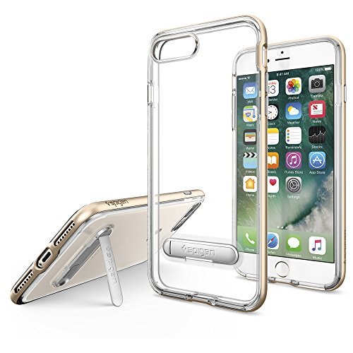 iPhone-7-Plus-Case-Spigen-Crystal-Hybrid-Metal-Kickstand-Champagne-Gold-Clear-TPU-PC-Frame-Slim-Dual-Layer-Premium-Case-for-iPhone-7-Plus-2016-043CS20509