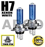 H7 499 XENON WHITE 55W HEADLIGHT BULBS 12V SUZUKI GSX-R 750 (B31111)