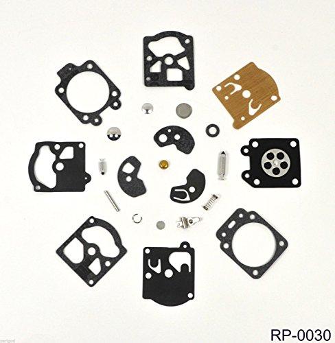 (USA Warehouse) Walbro K10-WAT Carburetor Carb Repair Kit STIHL 028AV 031AV 032 032AV Chainsaw -/PT# HF983-1754420194 (Stihl 031av Carburetor compare prices)