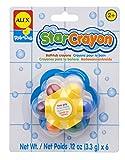 ALEX Toys - Bathtime Fun, Star Crayon, 639S