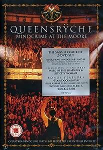 Queensrÿche - Mindcrime at the Moore [2 DVDs]