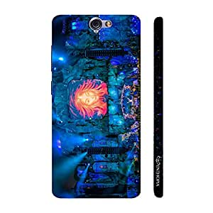 Enthopia Designer Hardshell Case For the Love of Tomorrowland Back Cover for HTC One A9
