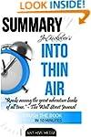 Jon Krakauer's Into Thin Air: A Perso...
