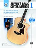 Alfred's Basic Guitar Method- Book 1 (With CD)