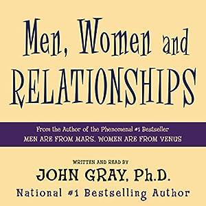 Men, Women and Relationships Audiobook