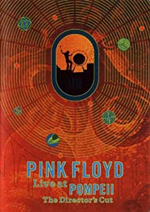 Pink Floyd: Live at Pompeii Poster Movie 11x17 David Gilmour Nick Mason Roger Waters Richard Wright