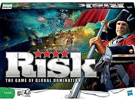 Hasbro European Trading Bv - 0604072 - Jeu De Société - Risk