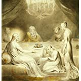 Christ In The House Of Mary & Martha, by William Blake (V&A Custom Print)