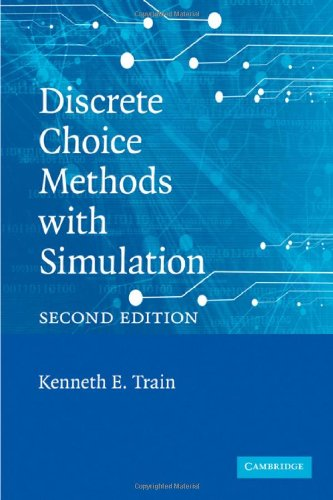 Logo for Discrete Choice Methods with Simulation
