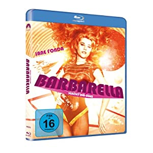 BD * Barbarella BD [Blu-ray] [Import allemand]