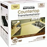 Countertop Transformations Counter Top Coating-PEBL IVRY COUNTERTOP KIT