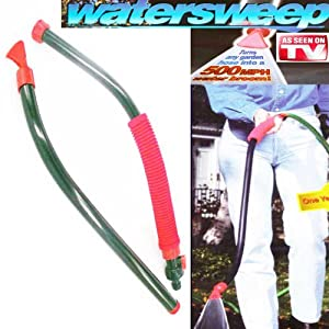 Watersweep 174 Turns Any Garden Hose Into A 1000 Ips Water