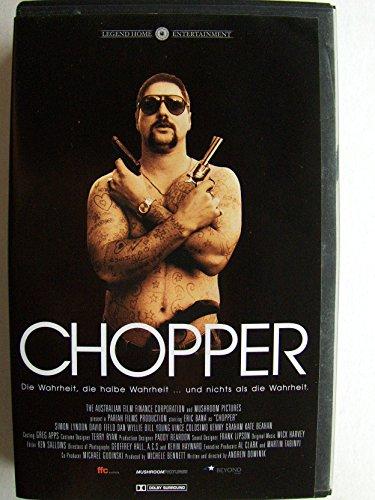 Chopper [VHS]