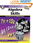 Math Tutor: Algebra, Grades 6 - 8: Ea...