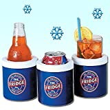 The Fridge Freezable Drink Cooler - 2 Pack