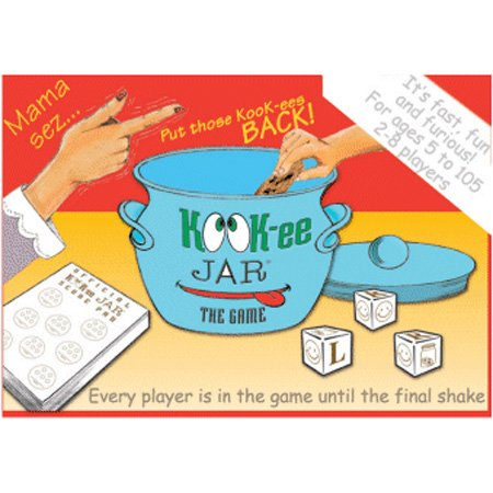 Kook-Ee Jar Game - 1