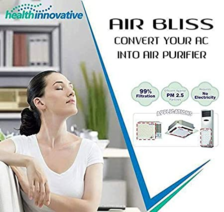 HealthInnovative AirBliss for Window Room Air Purifier