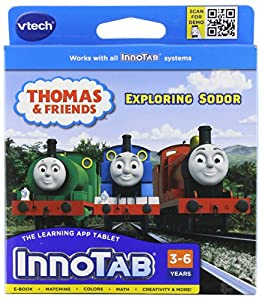 Vtech InnoTab Game Software - Thomas & Friends