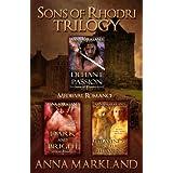 Sons of Rhodri Trilogy ~ Anna Markland