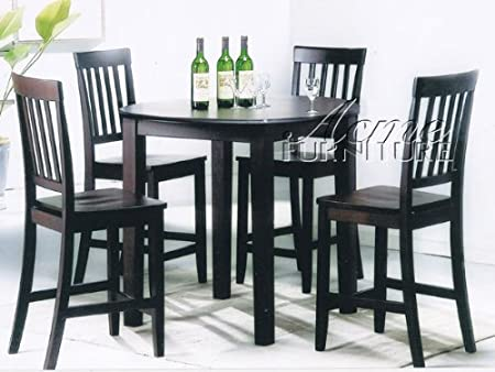 5-pc Pack Martin Design Counter Height Dining Table Set ACS70545