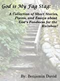 img - for God is my Fag Stag: A Collection of Short Stories, Poems, and Essays about God's Fondness for the Rainbow! book / textbook / text book