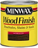 Minwax 70014 1 Quart Wood Finish Interior Wood Stain, Jacobean