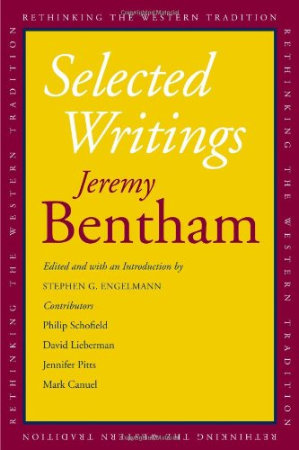 Selected Writings (Rethinking the Western Tradition)