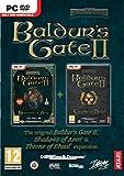 Baldur's Gate 2 II - Shadows Of Amn & Throne of Bhaal Double Pack (PC DVD) [import anglais]