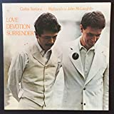 Love devotion surrender (1973, & Mahavishnu John McLaughlin) / Vinyl record [Vinyl-LP]