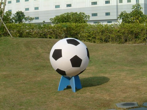 (Price/set)Everrich EVC-0048 Giant Soccer Ball - 40""