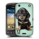 Head Case Designs Dachshund Popular Dog Breeds Case For Blackberry Curve 9380