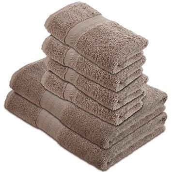 8 pinzon by amazon amazon 550g m2 lot de serviettes. Black Bedroom Furniture Sets. Home Design Ideas
