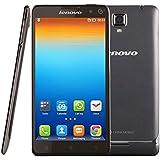 Lenovo S8 S898T+ Unlocked Smartphone MTK6592 Octa Core RAM 2GB ROM 16GB 5.3 Inch Android 4.2 IPS Screen 1280x720 13MP GSM Network (Grey)