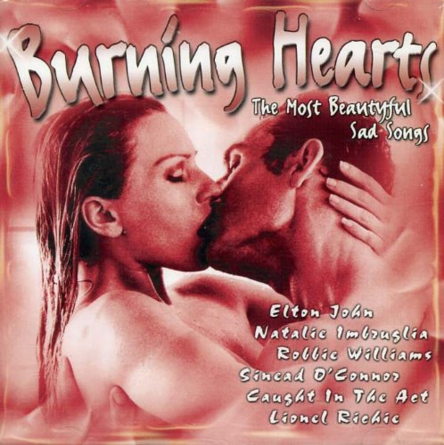Richard Marx - Burning Heart (CD3) - Zortam Music