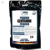 German Sport Nutrition Premium Glutamin Powder 1000g L-Glutamin Aminosäure Pulver (22,99Euro/kg)