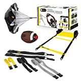SKLZ Football Training System - 4-in-1 Essentials Kit
