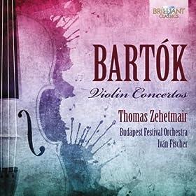 Bart�k: Violin Concertos