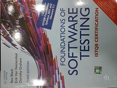 istqb certification books
