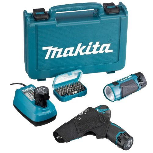 makita akku schrauber 10 8v df330dwlex gratis bitbox. Black Bedroom Furniture Sets. Home Design Ideas