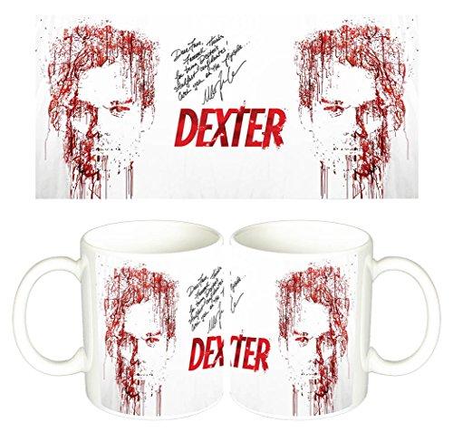 Dexter Michael C. Hall B Tazza Mug