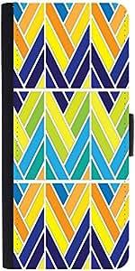 Snoogg Mult Pattern Window 2572 Designer Protective Flip Case Cover For Apple...