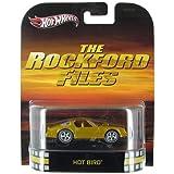 HOT BIRD The Rockford Files Pontiac Firebird Hot Wheels Retro