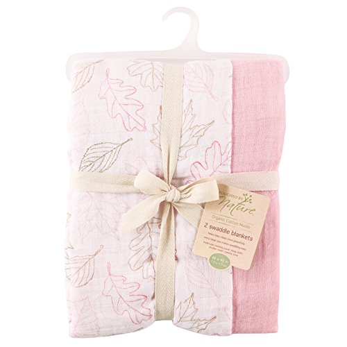 Touched-by-Nature-2-Count-Organic-Muslin-Swaddle-Blanket