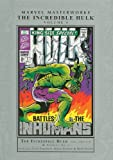 Marvel Masterworks: Incredible Hulk - Volume 4