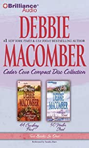 Debbie Macomber Cedar Cove Cd Collection: 44 Cranberry Point / 50 Harbor Street
