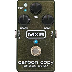 Good deal on MXR Carbon Copy at Amazon.com