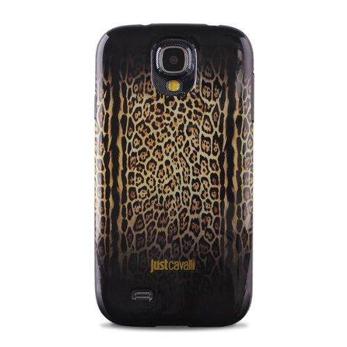 Just Cavalli JCSGS4LEOPARD2 TPU Cover Samsung Galaxy S4 Leopard