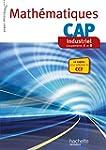Math�matiques CAP Industriel - Livre...